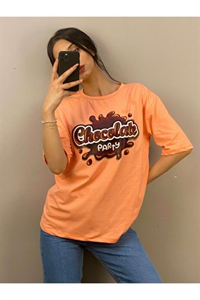 Chocolate Party Tshirt