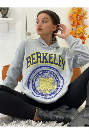 Gri Berkeley Sweatshirt